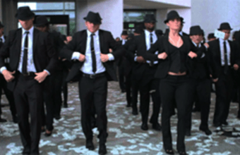 hire south africas best flash mob